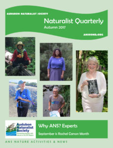 ANS Naturalist Quarterly - Autumn 2017