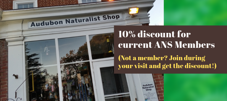 10% discount for current ANS Members. Not a member? Join during your visit and get the discount!
