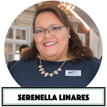Serenella Linares, Mycologist & Manager of Virtual Programs, Audubon Naturalist Society