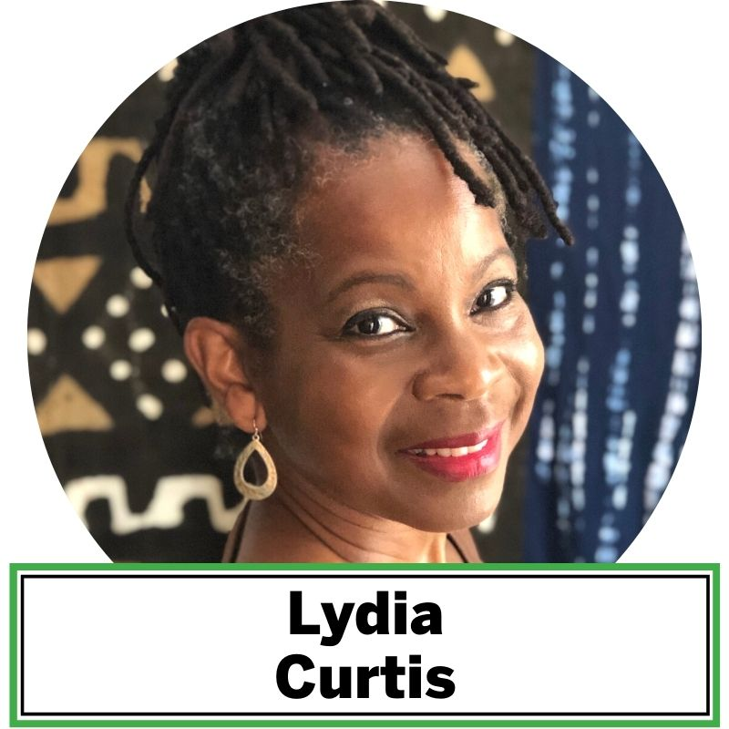 Lydia Curtis was born in Queens NY, where attended the prestigious Bernice Johnson School of Dance, Dance Theatre of Harlem, the Bronx HS of Science and NYU before moving to Washington, DC to complete her Master's degree at Howard University. She is a lifelong learner and an avid traveler who has visited nine African countries as well as Cuba, and places in the Caribbean. Lydia joined the Kankouran West African Dance Company in 2014. She founded Sadiki Educational Safari, Inc to share with teenagers her love of Africa. In 2019, Lydia had the privilege of joining Monica Jahan Bose's Wrapture project, creating huge saris to wrap on storefronts in SE Washington to bring attention to climate change and its impact on marginalized communities. She is married and has one adult daughter.