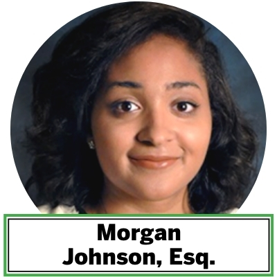 Morgan Johnson, Esq. is an environmental justice activist and advocate and the Staff Attorney at Waterkeepers Chesapeake. Her love for the Chesapeake and Coastal Bays stem from trips to the Chesapeake and James River, as well as her time spent on the Potomac and Anacostia rivers while she was in D.C., interning for the Obama Administration's White House Community Solutions Team, housed within OMB. Her family's own experiences with environmental racism brought her to this field, and is the reason she became an attorney.  Johnson is a 2020 graduate of the University of New Mexico School of Law, where she earned her Juris Doctor and an Environmental Law Certificate. During law school she served as a clinical law student and clinic fellow working on environmental justice issues, legislative legal analysis, regulatory policymaking and water law matters. The body of Johnson's professional experiences range from local to federal and non-profit to governmental. She is passionate about leveraging her public policy skills and legal training to advocate for people, places, and species. Johnson also serves on the board of The Birthing Project USA, a global organization working to improve birth outcomes for Black mothers and babies.