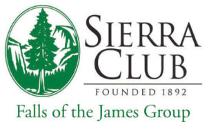 Sierra Club the Falls of the James Group