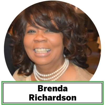 "Brenda Richardson is an eco-feminist and has been working on environmental justice, economic development, health issues, and welfare reform for the past 25 years. Richardson helps lead the group, Friends of Oxon Run Park, and is also a member of the Anacostia Park and Community Collaborative. She is passionate about using nature as a source of connection and healing, and attends a forest bathing group that meets in Oxon Run. She is also an environmental justice advocate and works on connecting people to Oxon Run Park. She serves as the President of Chozen Consulting, LLC, a consulting company that focuses on community engagement, facilitation, training, and government relations, and is the principal for ""Women Like Us,"" an initiative that focuses on design thinking for women. Richardson was formerly the Deputy Chief of Staff for Councilmember Marion Barry. She also served as the Managing Director of the Metropolitan Dialogue, a group of people of faith who met monthly to discuss civic issues in D.C. for many years. She is a former board member of A Greater Washington, Anacostia Watershed Society, Congress Heights Main Streets, DC Commission of Women, DC Public Library Trustee, DC Water Trustee. She has a B.A. in Political Science from the University of Michigan and a Master's of Social Work from the University of Maryland, Baltimore."