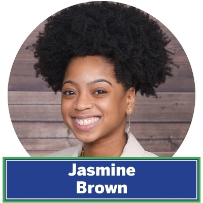 Jasmine K. Brown is a forestry doctoral student at Michigan State University, an interdisciplinary scholar, and social scientist. Her research interests include racial and gender diversity in natural resources, but more specifically, the enduring history of African Americans in forests and forestry. Brown serves as a Steering Committee member for the Women's Forest Congress. She is also an active member of the Society of American Foresters Diversity and Inclusion Working Group, and MANRRS (Minorities in Agriculture, Natural Resources and Related Sciences).