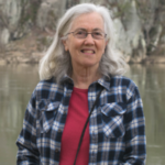 Stephanie Mason is the Senior Naturalist for the Audubon Naturalist Society. She teaches classes and leads field trips for ANS both in the mid-Atlantic and much farther afield. B.A., Goshen College.