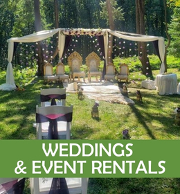 Woodend Sanctuary and Mansion Rentals